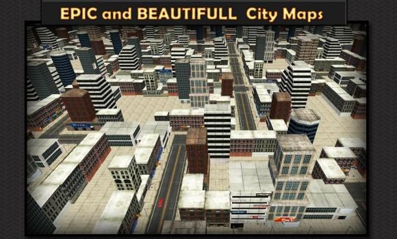Moto Rider 3D: City Mission Ekran Görüntüleri - 4