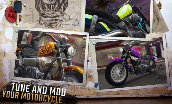 Moto Rider GO: Highway Traffic Ekran Görüntüleri - 6