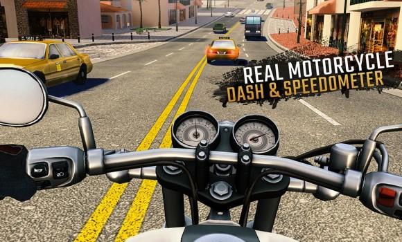 Moto Rider GO: Highway Traffic Ekran Görüntüleri - 3