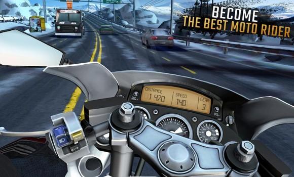 Moto Rider GO: Highway Traffic Ekran Görüntüleri - 2