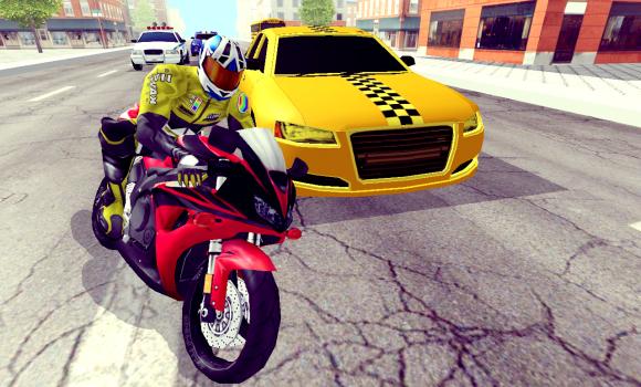 Moto Rider Ekran Görüntüleri - 4