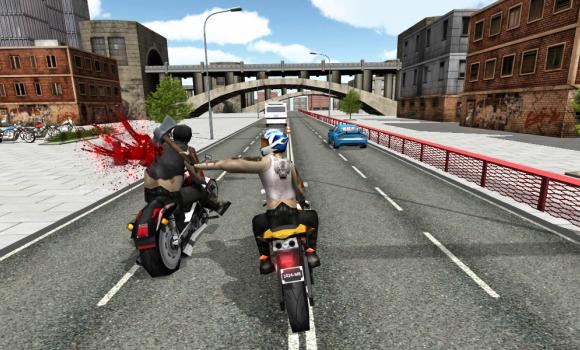 Moto Rival 3D Ekran Görüntüleri - 3