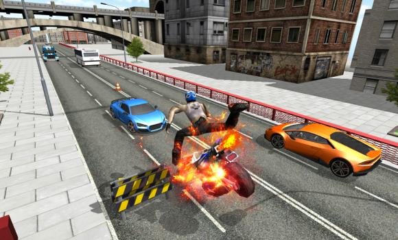 Moto Rival 3D Ekran Görüntüleri - 2