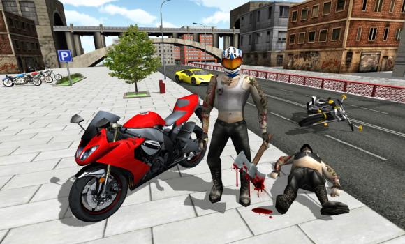 Moto Rival 3D Ekran Görüntüleri - 1