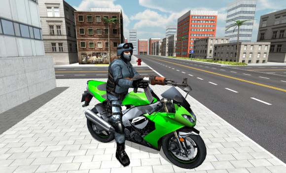 Moto Shooter 3D Ekran Görüntüleri - 1