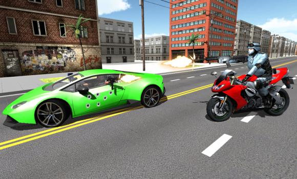 Moto Shooter 3D Ekran Görüntüleri - 4
