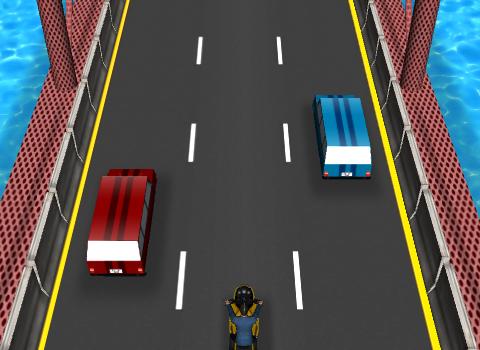 Moto Traffic Racer Ekran Görüntüleri - 2