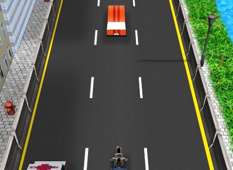 Moto Traffic Racer Ekran Görüntüleri - 1