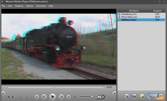 Movavi Media Player Ekran Görüntüleri - 2