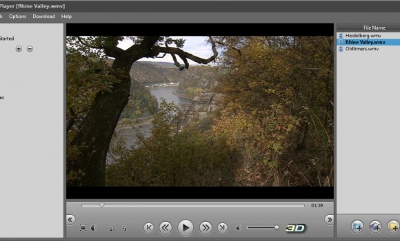 Movavi Media Player Ekran Görüntüleri - 1