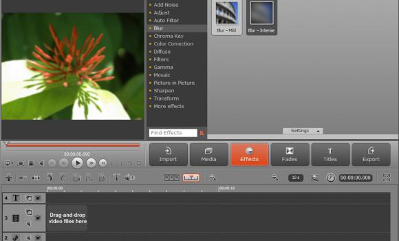 Movavi Video Editor Ekran Görüntüleri - 2