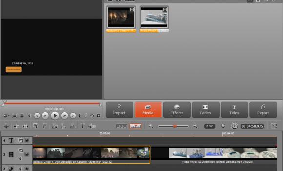 Movavi Video Editor Ekran Görüntüleri - 1