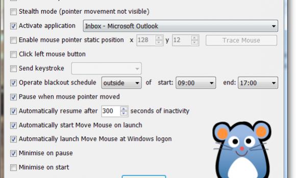 Move Mouse Ekran Görüntüleri - 1