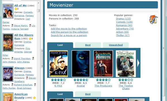 Movienizer Portable Ekran Görüntüleri - 5