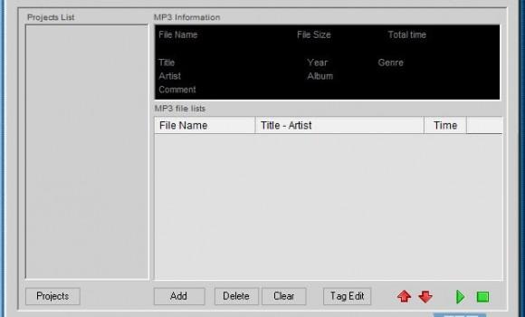 MP3 Workshop Ekran Görüntüleri - 5