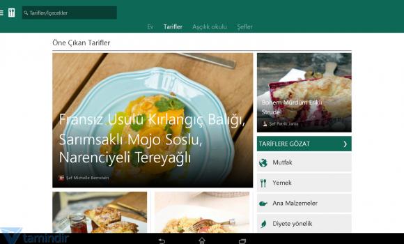 MSN Food & Drink Ekran Görüntüleri - 8