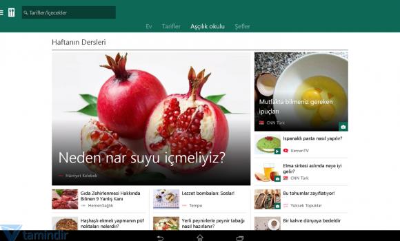 MSN Food & Drink Ekran Görüntüleri - 7