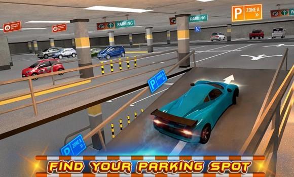Multi-storey Car Parking 3D Ekran Görüntüleri - 5