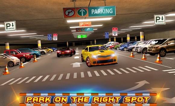 Multi-storey Car Parking 3D Ekran Görüntüleri - 4