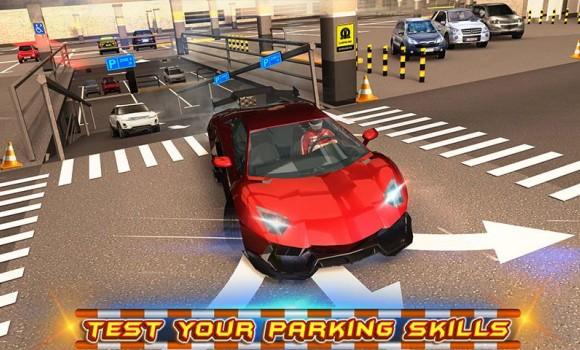 Multi-storey Car Parking 3D Ekran Görüntüleri - 3