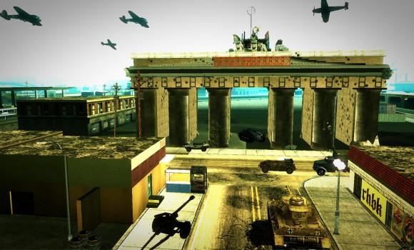 Multi Theft Auto Ekran Görüntüleri - 9