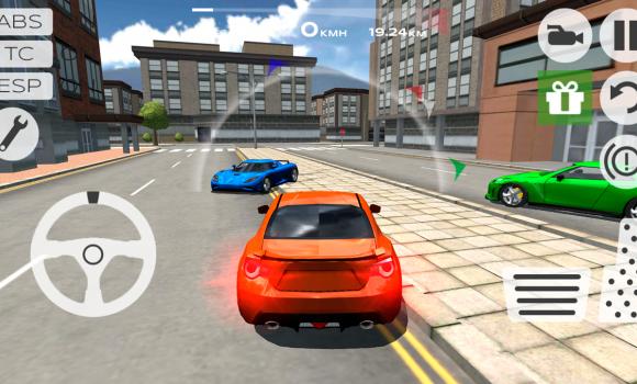Multiplayer Driving Simulator Ekran Görüntüleri - 1