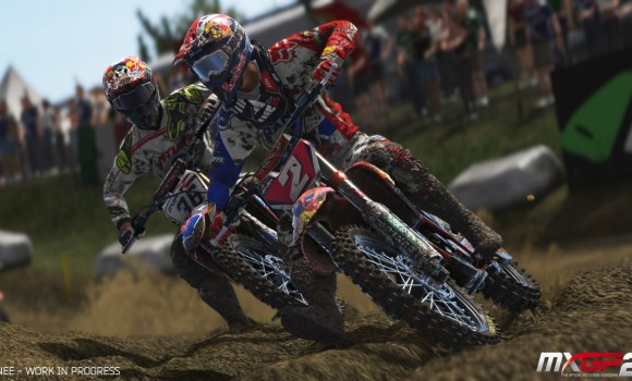 MXGP2 - The Official Motocross Videogame Ekran Görüntüleri - 8