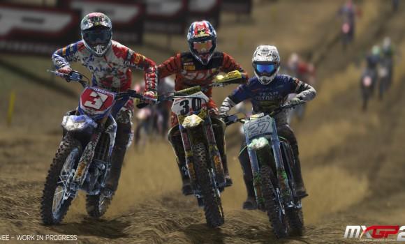 MXGP2 - The Official Motocross Videogame Ekran Görüntüleri - 3