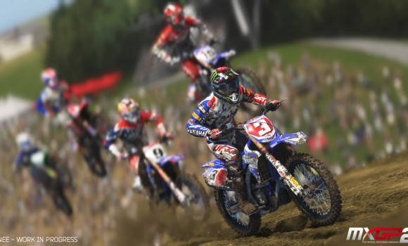 MXGP2 - The Official Motocross Videogame Ekran Görüntüleri - 13