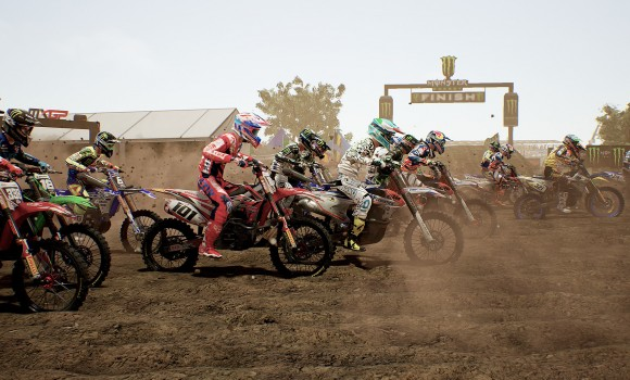 MXGP3 - The Official Motocross Videogame Ekran Görüntüleri - 2