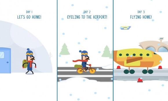 My Daddy, My Christmas Ekran Görüntüleri - 3