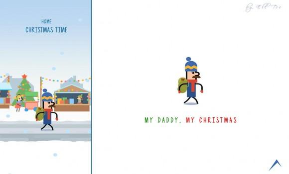 My Daddy, My Christmas Ekran Görüntüleri - 1