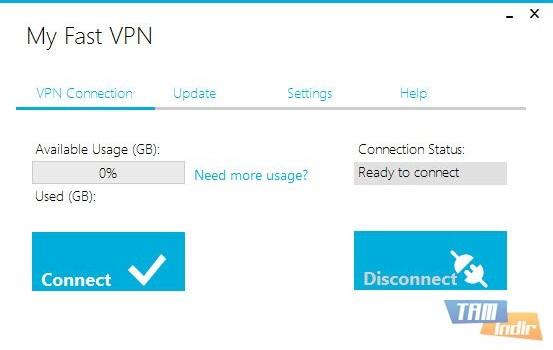 My Fast VPN Ekran Görüntüleri - 3