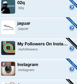 My Followers On Instagram Ekran Görüntüleri - 3