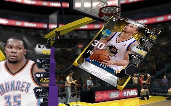 My NBA 2K16 Ekran Görüntüleri - 1