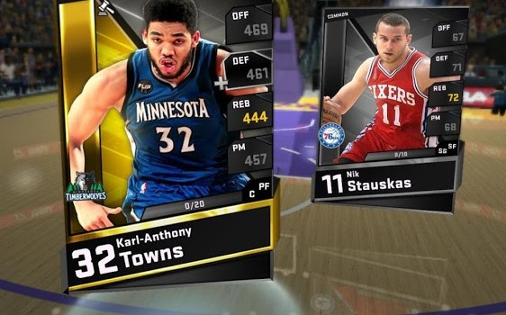 My NBA 2K17 Ekran Görüntüleri - 1