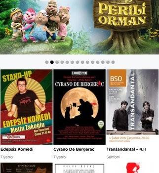 MyBilet Ekran Görüntüleri - 5
