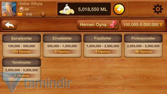 Mynet Tavla Ekran Görüntüleri - 1