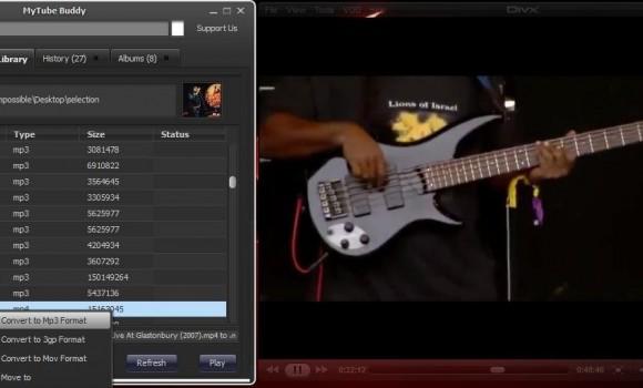 MyTube Buddy Ekran Görüntüleri - 1