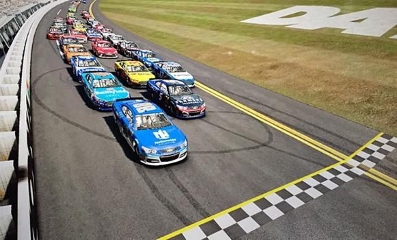 NASCAR 15 Ekran Görüntüleri - 4