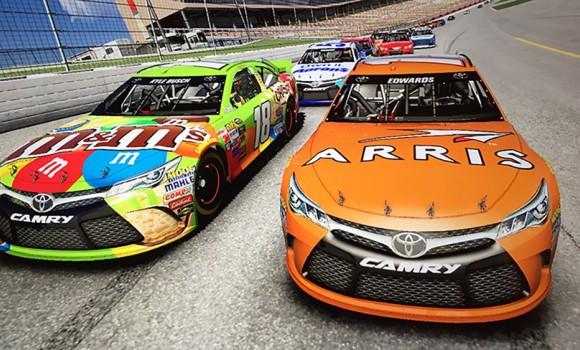NASCAR 15 Ekran Görüntüleri - 3