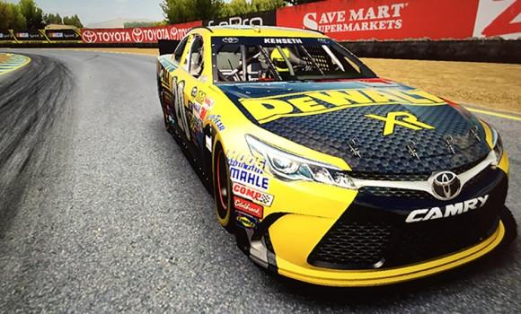 NASCAR 15 Ekran Görüntüleri - 2