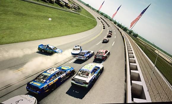 NASCAR 15 Ekran Görüntüleri - 1