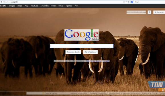 National Geographic Picture Of The Day On Google Ekran Görüntüleri - 2