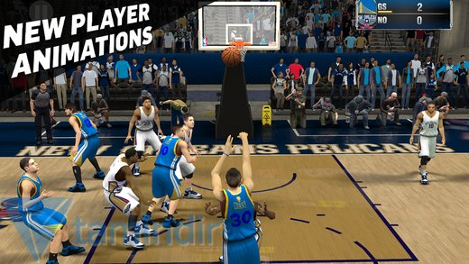 NBA 2K15 Ekran Görüntüleri - 4