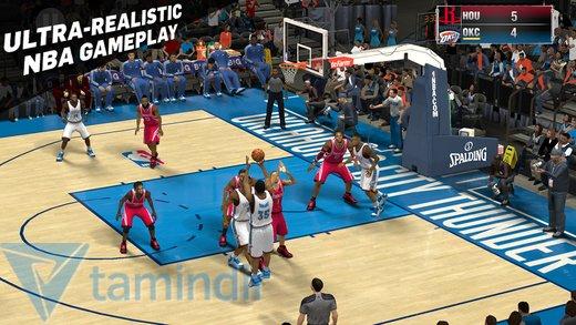 NBA 2K15 Ekran Görüntüleri - 3