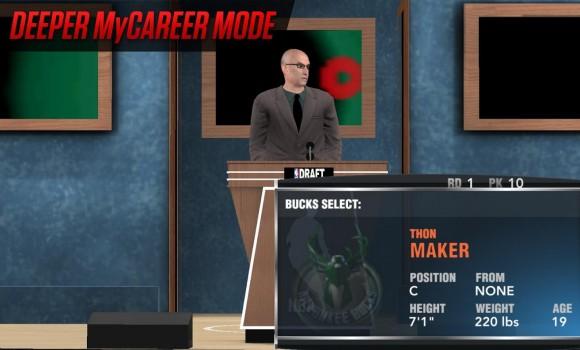 NBA 2K17 Ekran Görüntüleri - 5