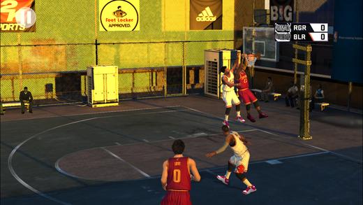 NBA 2K17 Ekran Görüntüleri - 1