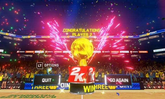 NBA 2KVR Experience Ekran Görüntüleri - 2