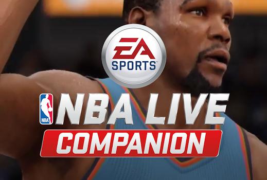 NBA LIVE Companion Ekran Görüntüleri - 2